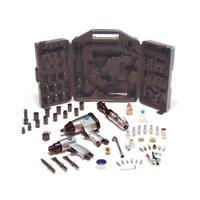Primefit ATK1000 50-Piece Air Tool Kit with Impact, Ratchet, Chisel, Blow Gun