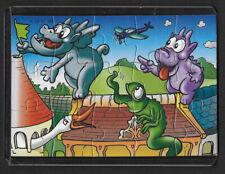Jouet kinder Puzzle 2D K04 93 France 2003 + étui de protection +BPZ