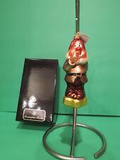 Christopher Radko Dwarf SNEEZY Snow White Seven Dwarfs Collection w Box