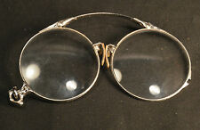 Vintage Clip On Folding Spectacles Streamline SF Oxford With 1/10 K.G.F. SPG