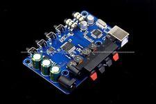 HIFI 20Wx2 USB Pure Digital Stereo Audio Amplifier Board USB Sound Card / DAC PC