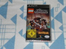 LEGO Pirates of the Caribbean per SONY PSP NUOVO OVP