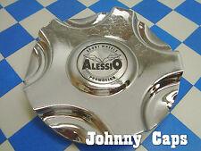 Alessio Sport Wheels Chrome Center Caps #A108 Custom Wheel Chrome Center Cap (1)