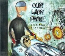 SPIRITUAL MACHINE OUR LADY PEACE CD SIGILLATO