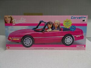 1999 Barbie Corvette - NRFB