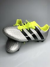 Adidas Mens Soccer Cleats Shoes Size 10 16.4 Silver Style#114342037