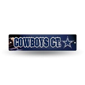 "Dallas Cowboys Football 16"" Street Sign Fan Wall Decor"