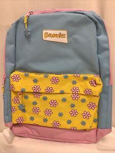 Brownie Ruck Sack Back Pack 8698 NEW