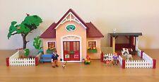 PLAYMOBIL (5529) City Life Vet Clinic fantastique ensemble avec de nombreux accessoires
