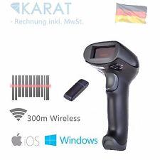 100M Wireless USB Laser Barcode Scanner Reader Handscanner 1524