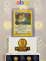 Dark Raichu 83/82 LP/NM Near Mint Team Rocket Secret Rare Holo Pokemon Card