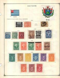 Kenr2: Salvador Collection from 7 Vol Scott Intern Albums