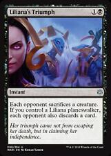 MTG Magic - (U) War of the Spark - Liliana's Triumph - NM/M
