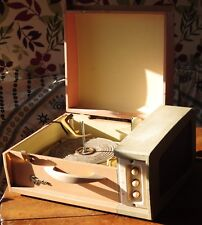Vintage Ferguson 394 G - Portable Record Player, Valve Amplifier - 1950's