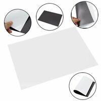 A4 Flexible Fridge Magnetic Whiteboard Home Office Memo Reminder Pen Eraser D5