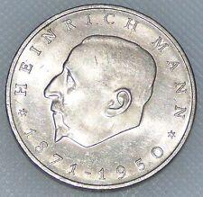 DDR 20 Mark Heinrich Mann 1971