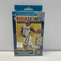 2019 2020 Panini NBA Hoops Premium Stock Hanger Box Factory SEALED Zion Morant!!