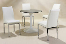 More than 200cm Height Up to 4 Round Kitchen & Dining Tables