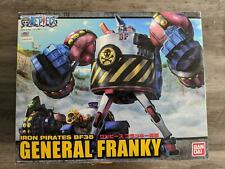 BANDAI One Piece Iron Pirates BF38 GENERAL FRANKY Model kit