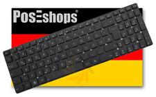 ORIG. QWERTZ teclado Asus a55vd a55vj a55vm a55v series negro de nuevo