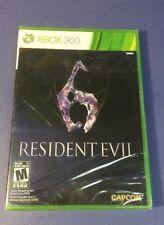 Resident Evil 6 (XBOX 360) NEW