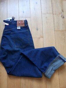 Levi's vintage clothing  501xx  W34 L34 Selvedge 1933 rockabilly denim