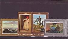 Russian Art Postal Stamps