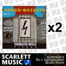 Thomastik-Infeld Power-brights RP111 Electric Guitar Strings 11-53 Heavy Bottom