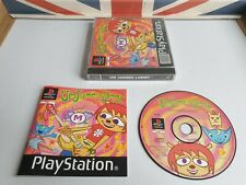 UM JAMMER LAMMY. PS1 Game. Complete (PlayStation One, PS2, PS3. PAL)