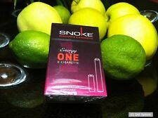 Snoke E-Zigar. ONE KIT Energy mit Nikotin, 1x Akku, Battery  + 1x CAP, NEU
