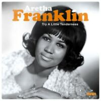 TRY A LITTLE TENDERNESS UK Vinyl LP NEW Aretha Franklin Greatest Soul Best Voice