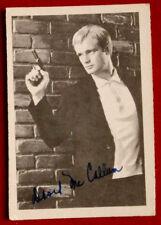 THE MAN FROM UNCLE - David McCallum - Ilya Kuryakin - A & BC Ltd, Card #14, 1965