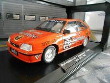 OPEL Kadett GSI E Tourenwagen #52 Porsch DTC DTM 1992 UMBAU Norev 1:18