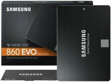 Samsung EVO 860 - 250GB 500GB 1TB 2TB Internal SSD 2.5""