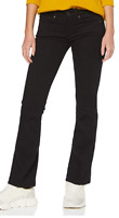 G-Star 3301 Mid Waist Bootcut Jeans Raw Denim Blue Ladies Size UKW30L34*REF66-03