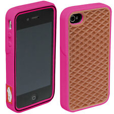Cover iPhone 4 4S Vans Rosa Pink waffle shoes vans style