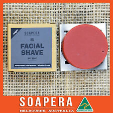 1 x BAY RUM FACIAL & SHAVING Soap -all natural vegan handmade Soap - Aussie made