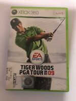 Tiger Woods PGA Tour 09 Game For XBOX 360