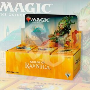 MAGIC: THE GATHERING GUILDS OF RAVNICA BOOSTER BOX | MTG