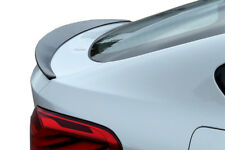 Heckflügel für BMW F26 X4 SUV Performance Heck spoiler lippe Unlackierte Spoiler