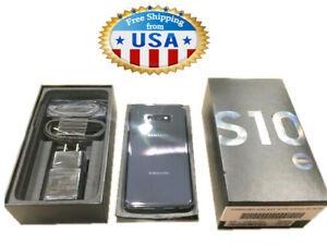 Samsung Galaxy S10e BLACK or BLUE  SM-G970U 128GB - Factory Unlocked - NEW SEALD