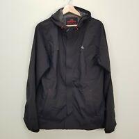 [ KATHMANDU ] Womens Black NGX 2.5 Waterproof Jacket RRP$350 | AU 16 or US 12