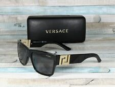 Versace VE4296-GB1/81 BLACK grey Polarized 59 mm Men's Sunglasses