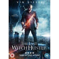 The Last Witch Hunter 2015 VIN Diesel R2 DVD in Hand Immediate DISPATCH