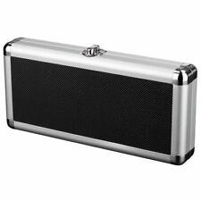 Nintendo Switch Aluminium Metal Carry and Storage Case - Black