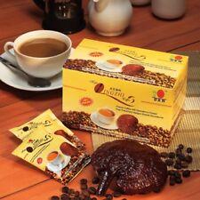 Dxn lingzhi coffee 3 in 1 ganoderma coffee with reishi mushroom 20 sticks