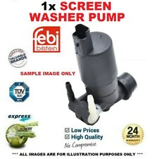 1x WINDSCREEN WASHER PUMP for SMART FORFOUR 1.5 BRABUS 2005-2006
