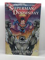 SUPERMAN/DOOMSDAY: HUNTER/PREY Trade Paperback TPB 1st Printing 1995 DC Comics