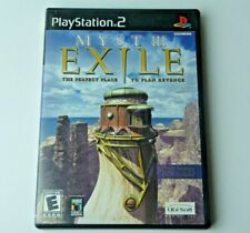 Myst 3 Exile Playstation 2 Great Condition Tested