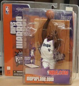 """McFarlane NBA 5 Chris Weber (Sacramento Kings) 6"""" Figure *NEW*"""